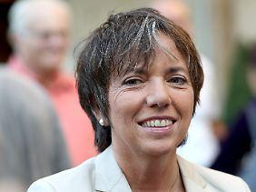 Rührt die Trommel für den Reformationstag: Margot Käßmann