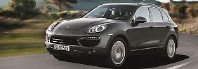 Porsche macht dem Diesel Dampf.