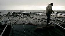 """Hochwasser in Manhattan: """"Sandy"""" wütet im Osten der USA"""