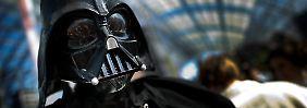 """""""Darth Vader"""" und Mickymaus - passt das?"""