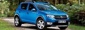 Der neue Dacia Sandero ist als Standardmodell ab 6990 Euro zu haben. Foto: Dacia