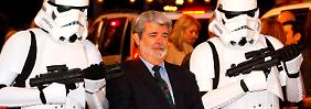 Geld aus Lucasfilm-Verkauf an Disney: George Lucas spendet Milliarde