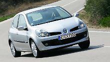 Reifeprüfung bestanden:Die dritte Generation des Renault Clio halten Kfz-Experten für deutlich zuverlässiger als die erste und zweite Auflage.