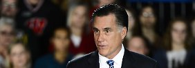 "Mitt Romney verspricht ""echten Wandel""."
