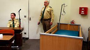 Dachauer Todesschütze: Prozess beginnt ohne Angeklagten