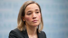 Musste zu den Zahlen des Statistischen Bundesamtes Stellung nehmen: Bundesfamilienministerin Kristina Schröder.