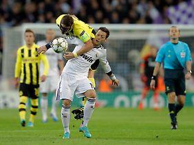 Maskenmann Sebastian Kehl stabilisierte das Dortmunder Mittelfeld.