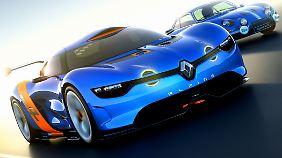 So könnte die Zukunft des Renault-Tuners aussehen.
