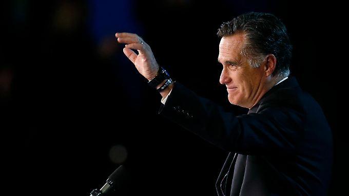 Romney verlor am Ende deutlich.