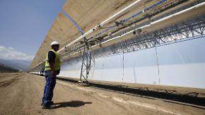 Importierter Strom aus der Wüste: Desertec will Mega-Solarprojekt