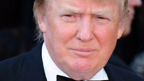 Donald Trump zeigt wenig Größe: Er lässt nach dem Sieg Obamas seinem Frust freien Lauf.