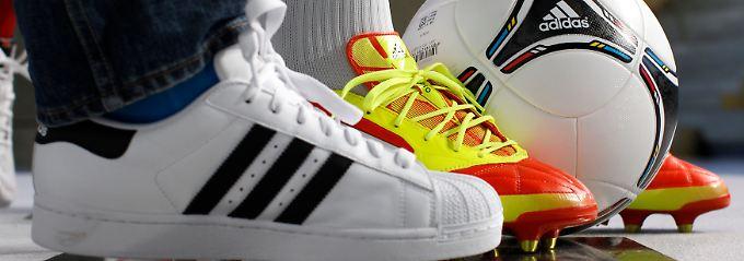 Adidas gibt sich optimistisch.
