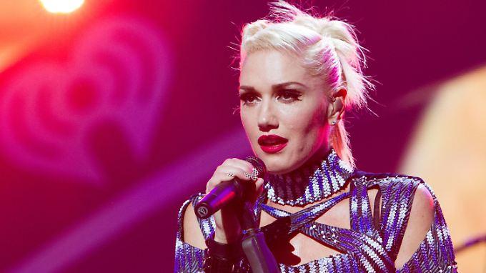 Die hyperaktive Gwen Stefani will bloß nichts verpassen.