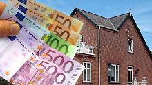 Der Traum vom Eigenheim: Trotz niedriger Zinsen rät der Experte zur Vorsicht.