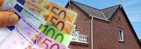 Die eigene Immobilie finanzieren: Zins darf nicht entscheiden