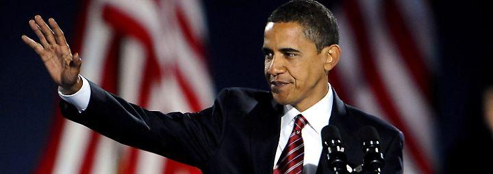n-tv 2008: Obama wird US-Präsident