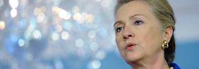 Noch dementiert Clinton. Was soll sie sonst auch machen?