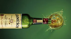 Das Gold der grünen Insel: irischer Whiskey.