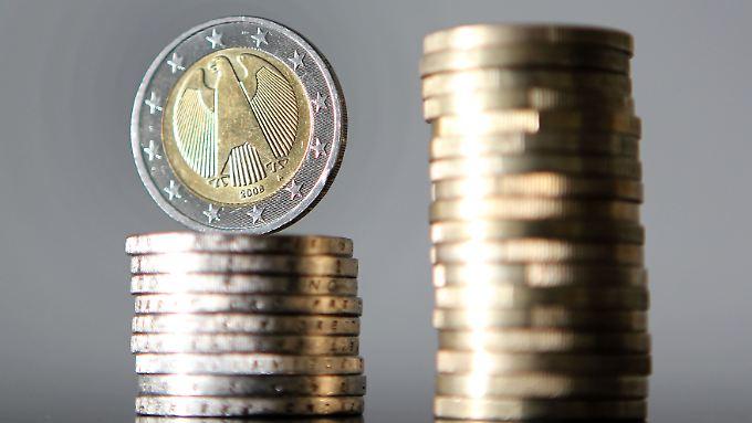 """Balanceakt? Die Koalition spricht von einem """"Kraftakt"""", aber der Haushalt für 2013 ist festgezurrt."""