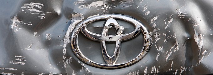 Ramponiertes Image: Toyota wird noch Jahre unter dem PR-Debakel der letzten Monate zu leiden haben.