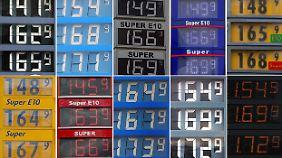 Bundestag macht Weg frei: Tankstellen müssen ihre Spritpreise melden