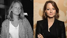 Natürlich schön: Jodie Foster gestern und heute