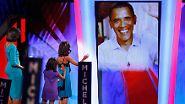 Barack Obamas größte Herausforderung: Erwachsen werden mit Malia und Sasha