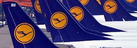 Team prüft Spritsparideen: Lufthansa wird erfinderisch