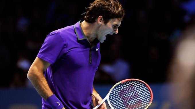 Kann Roger Federer seinen Titel verteidigen?