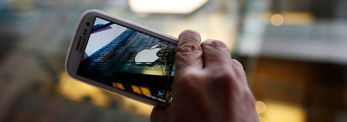 Friedensschluss im Smartphone-Markt: Vorteil für Apple?