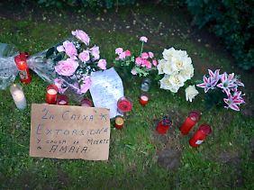 Im Baskenland hatte sich eine Frau vor einer Zwangsräumung selbst getötet.