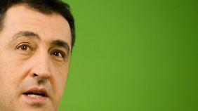 Özdemir: Wir wollen der Union die Wähler abjagen.