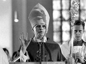 """In seiner ersten Predigt nach der Weihe zum Erzbischof im Mai 1977 bezeichnet sich Joseph Ratzinger selbst als """"Mitarbeiter der Wahrheit""""."""