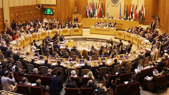 Das Treffen der Außenminister von EU und Arabischer Liga kreiste vor allem um das Thema Syrien.