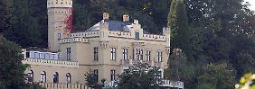 """Das Schloss Marienfels ist bekannt für seinen """"Zuckerbäcker-Stil""""."""