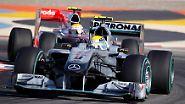 Der Formel-1-Auftakt: Doppelsieg für Ferrari in Bahrain