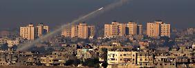 Armee dementiert Raketeneinschlag: Hamas schießt auf Tel Aviv