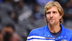 Dirk Nowitzki fehlt den Mavericks sehr.
