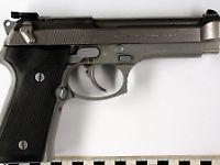 Mit dieser Waffe ermordete Tim K. 15 Menschen. Sein Vater hatte sie im Kleiderschrank aufbewahrt.