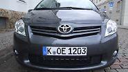 So sieht er aus: Frischer Toyota Auris