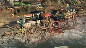 """n-tv 2012: Hurrikan """"Sandy"""" verwüstet US-Ostküste"""