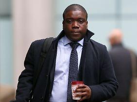 Die Großbank mit 2,3 Mrd. Dollar in die Grütze geritten: Kweko Adoboli hat die UBS schwer erschüttert.