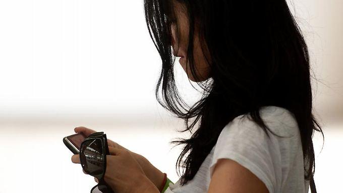 Viele nutzen WhatsApp statt SMS.