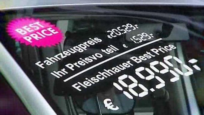 n-tv Ratgeber: Wo die Autokredite günstig sind