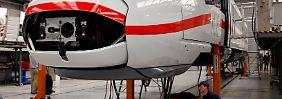 Siemens verschiebt erneut Lieferung: Bahn muss weiter auf ICE warten