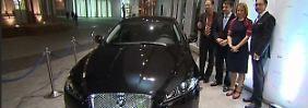 Trader 2012: Sieger gewinnt Jaguar