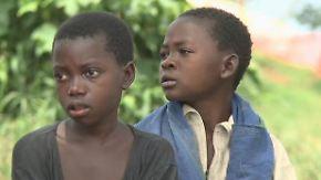 Als Soldaten missbraucht: Kongolesische Kinder flüchten vor Rebellen