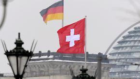 SPD und Grüne dagegen: Steuerabkommen mit Schweiz gescheitet