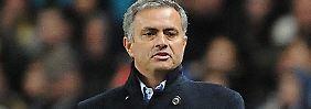 Härtere Gangart gegenüber aufmüpfigen Profis: José Mourinho.
