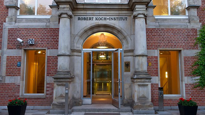 Das Robert-Koch-Institut in Berlin.